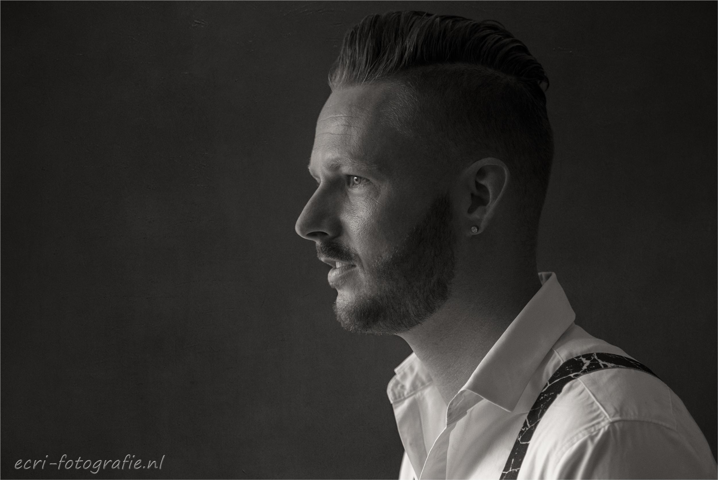 ecri-fotografie, Eric de Jonge, portret-fotografie, portret, vintage, vintage-shoot