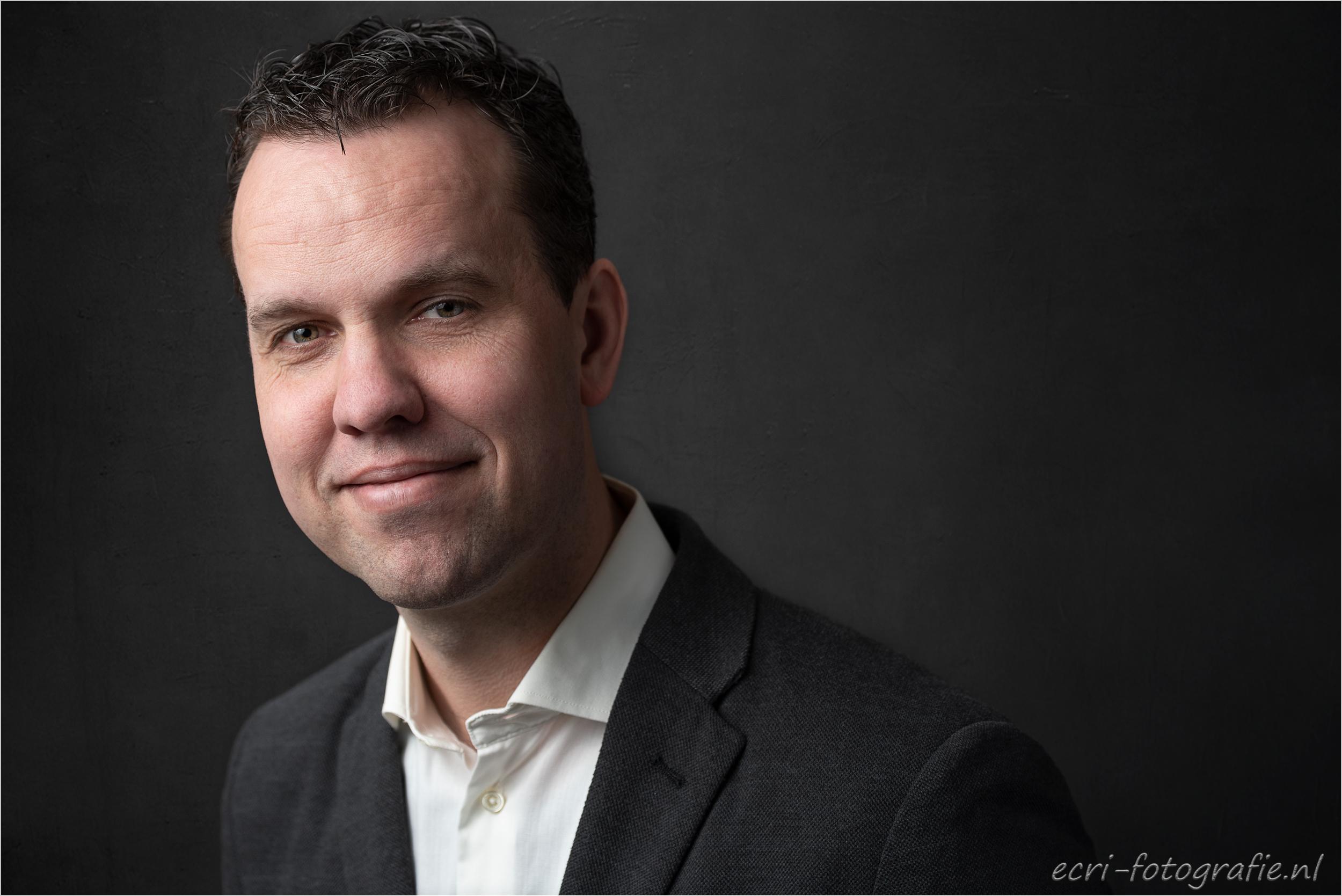 ecri-fotografie.nl, Eric de Jonge, LinkedIn, portretfotografie, zakelijk portret, Eefting Online Marketing