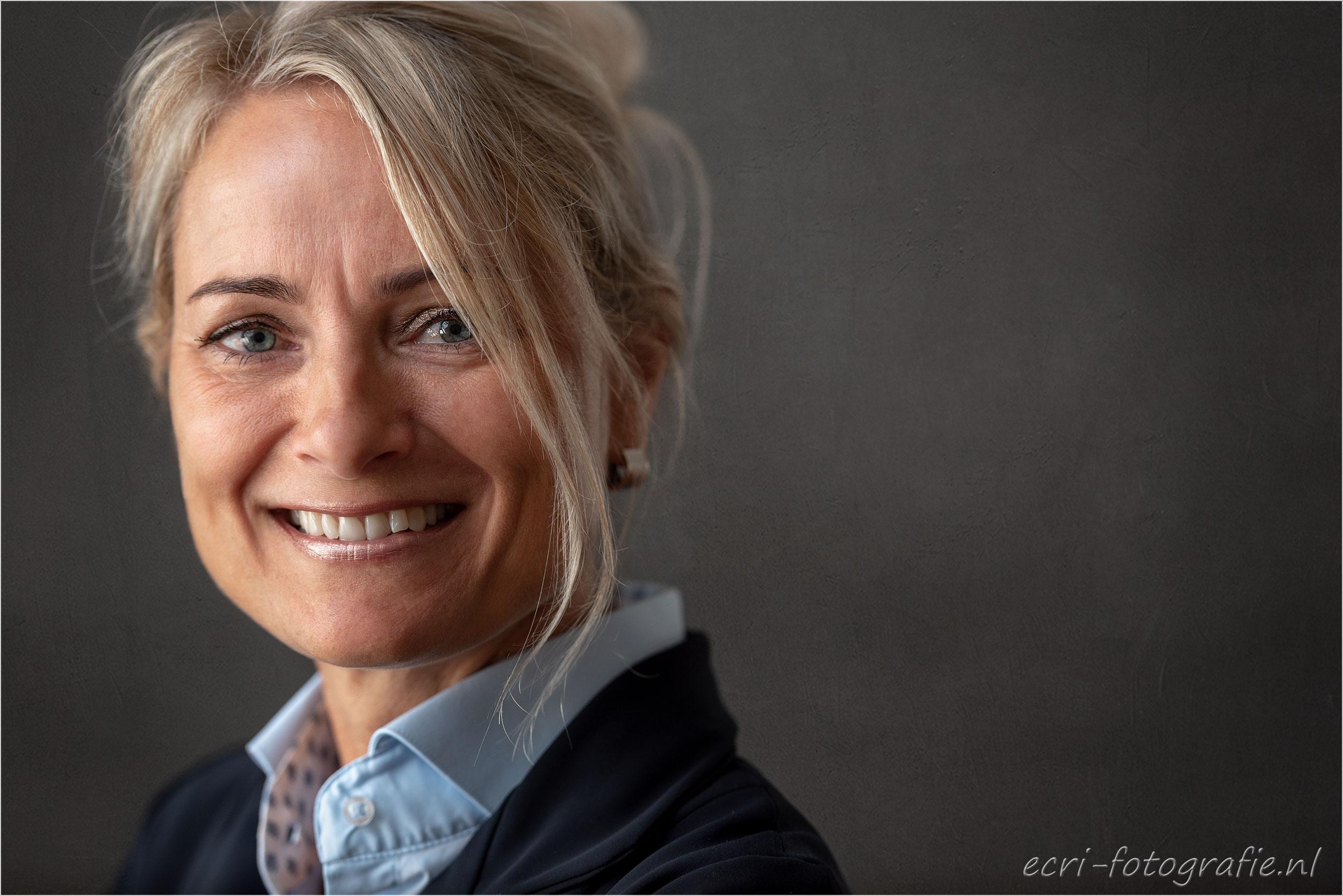 Headshot, ecri-fotografie, Eric de Jonge, LinkedIn fotografie
