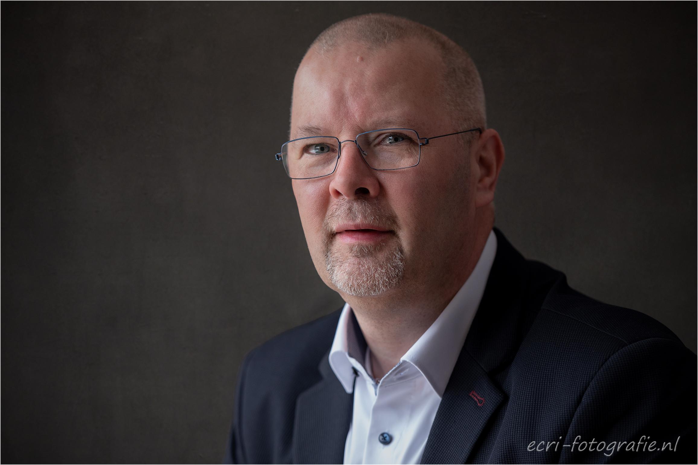 headshot, LinkedIn, zakelijk portret, ecri-fotografie, Eric de jonge, ecri-fotografie.nl