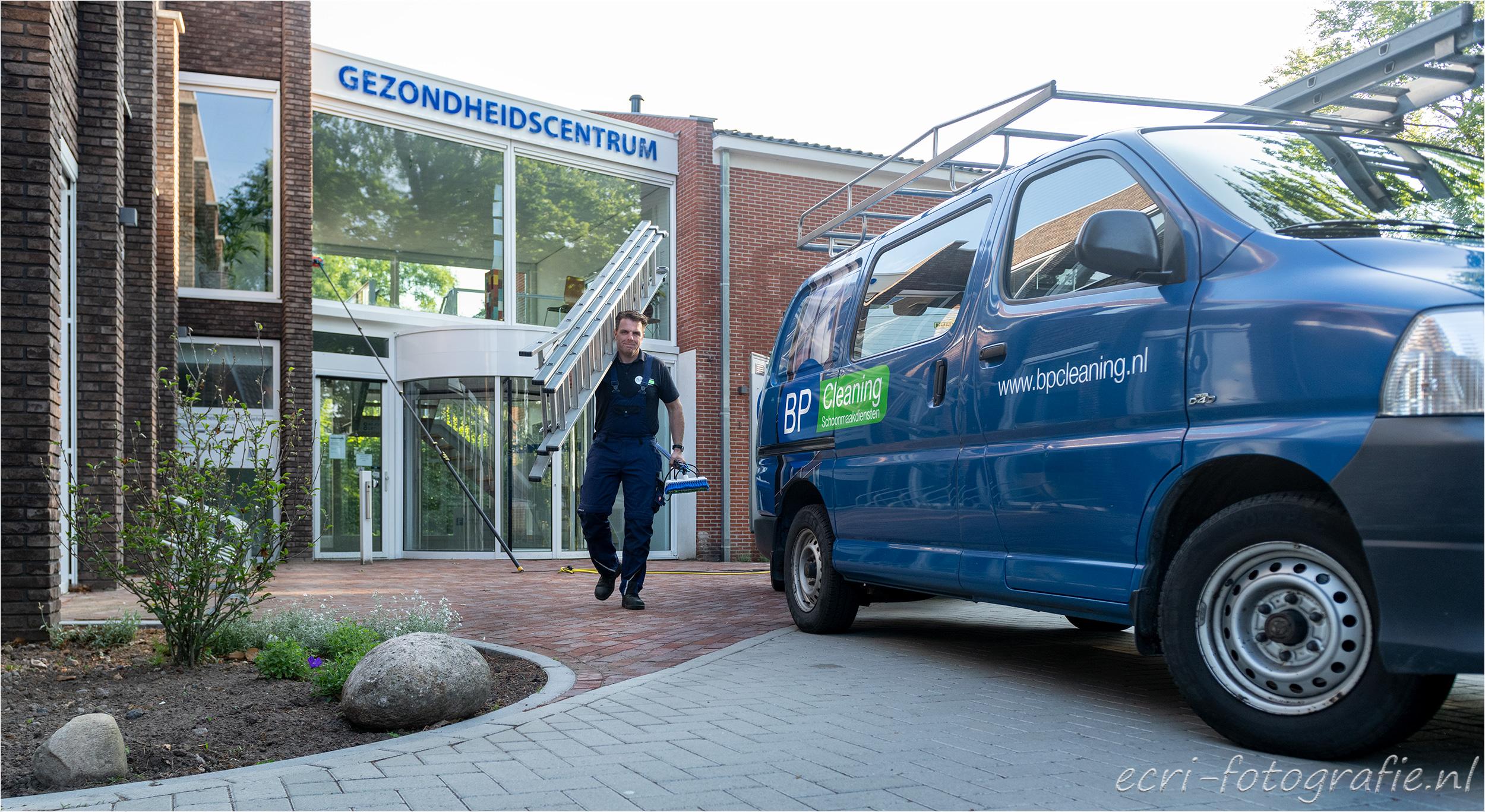 ecri-fotografie, Eric de Jonge, bedrijfsfotografie, BP Cleaning, schoonmaakbedrijf, zakelijk, Gezondheidscentrum Gieten, Gieten